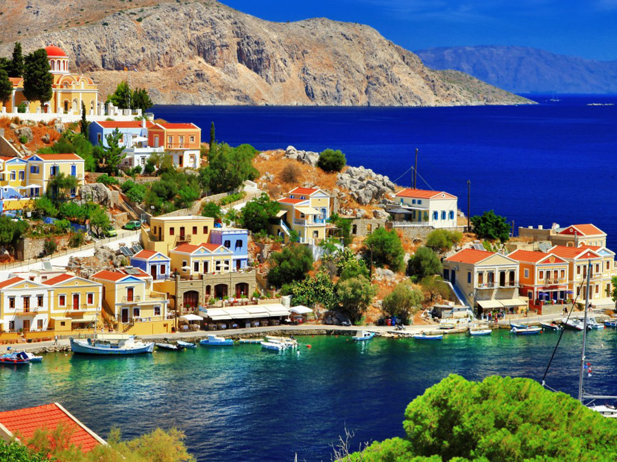 8 Days Escorted Greece